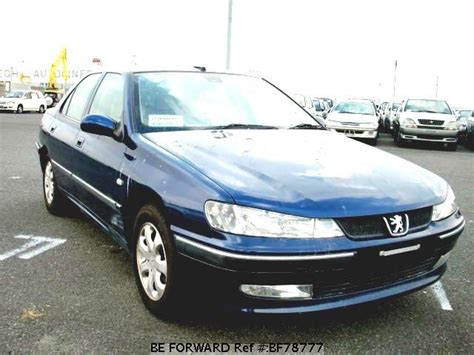 406 peugeot for sale used 2000 peugeot 406 gf d9 for sale bf78777 be forward