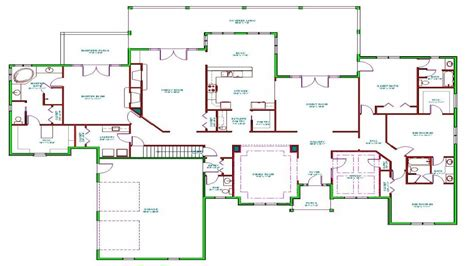 welcome home interiors 28 images fab open plan ranch homes with split bedrooms split ranch house floor