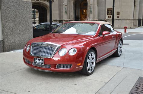 2007 bentley continental 2007 bentley continental gtc stock gc1456ab for sale