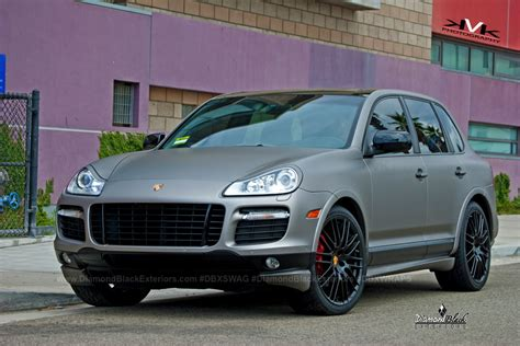porsche cayenne matte grey porsche cayenne gts wrapped in frozen grey by dbx