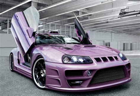 Where Are Toyota Cars Made Top Coches Tuneados Toyota Supra
