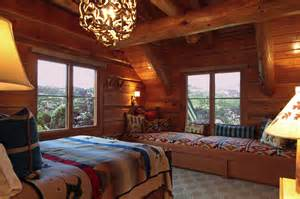 log cabin bedroom 35 gorgeous log cabin style bedrooms to make you drool