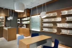 Wooden Shelves Designs Walls by Thomas Opticien Optical Shop By Pisi Design Studio Paris 187 Retail Design Blog