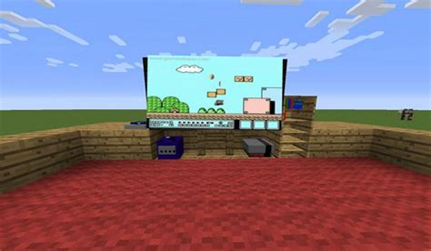 mod game systems decorative game systems mod for minecraft 1 7 10