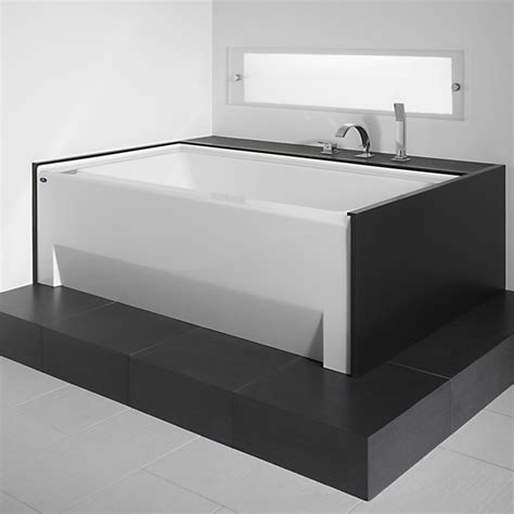 Undermount Kitchen Sink With Faucet Holes by Neptune Zora 3666 Tub Whirlpool Air Or Soaking Tub