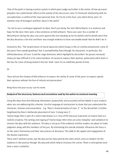 12 Angry Essay by 12 Angry Communication Essay