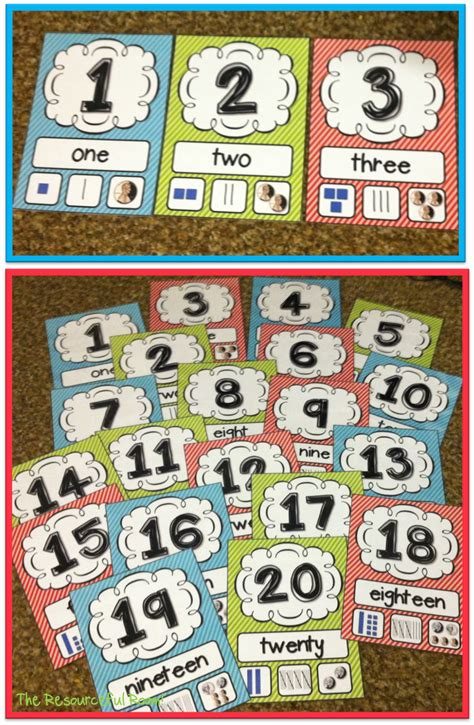 printable number line for classroom wall classroom freebies too number posters