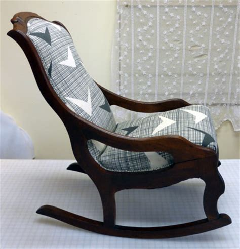 skinny recliner skinny laminx rocking chair make over