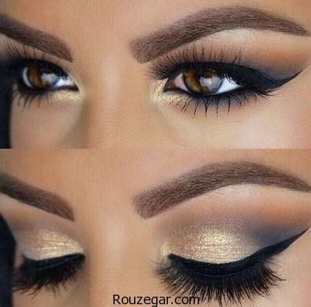 Pro Makeup Tips Goodwin by ژورنال زیباترین مدل آرایش چشم جدید عروس ایرانی 2017 96
