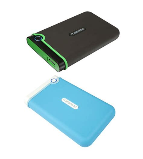 Hardisk Transcend 3 0 Storejet 25m3 2tb Anti Shock transcend storejet anti shock 25m3 usb 3 0 rugged portable
