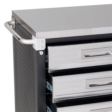 cabinet with stainless steel top 72 inch stainless steel top roll cabinet from just pro tools
