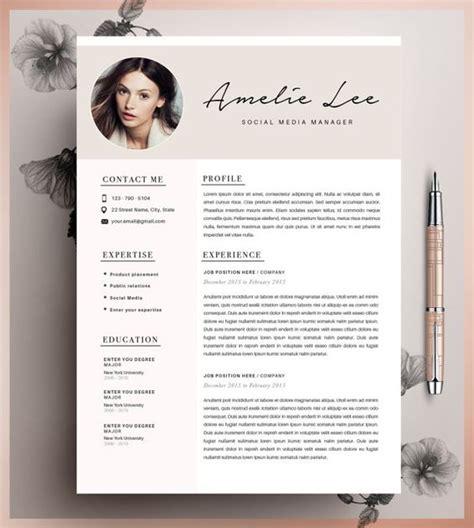 cv design editable plantilla de curriculum vitae creativo plantilla cv