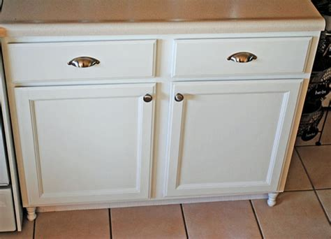 kitchen cabinets with feet diy kitchen cabinet feet eclectic kitchen by at the picket fence