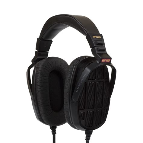 Headphone Koss esp950 electrostatic headphone ear studio