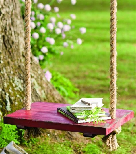 outdoor tree swings for adults rope tree swing with wooden seat fresh garden decor