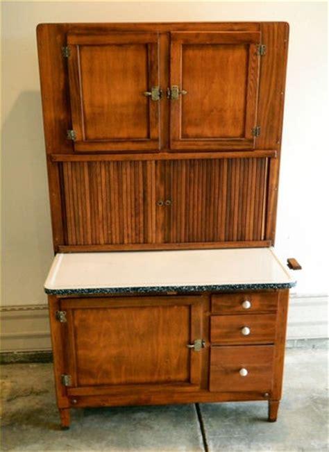 Flour Bin Cabinet by Sellers Hoosier Kitchen Cabinet Cupboard Spice Jars