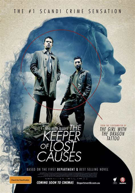The Keeper Of Lost Causes the keeper of lost causes review salty popcorn