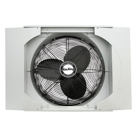 airking 9166 20 whole house window fan top 10 best household window fans in 2017 reviews us4