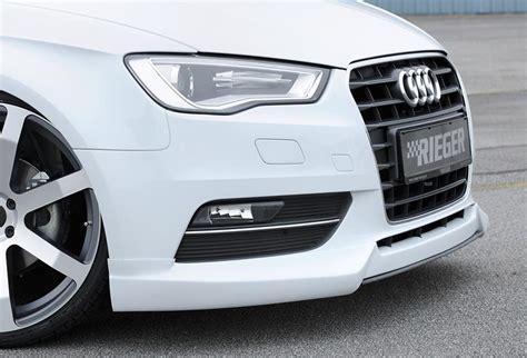 Audi A3 Tuning Teile by Rieger Spoilerschwert Audi A3 8v Jms Fahrzeugteile