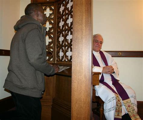 preparation for confession catholic church