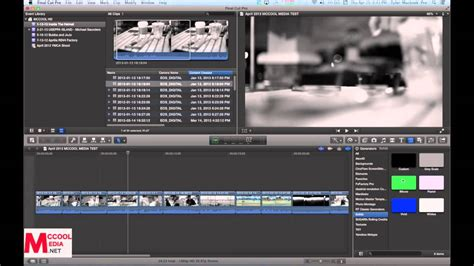 final cut pro tutorial beginner final cut pro x basics layout overview for beginners