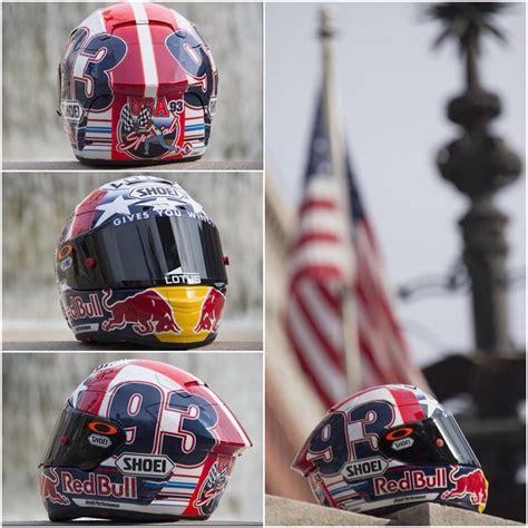 design helmet marques i moto gearup shoei marq marques indy motogp design