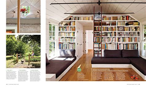 Tiny House Featured In Martha Stewart Living Lincoln Tiny House Helgerson