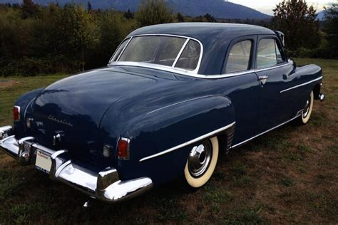 1950 chrysler royal 1950 chrysler royal 2 door coupe 157627
