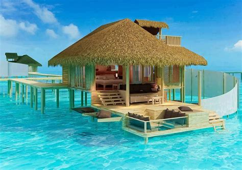 bungalow in the water water bungalow places to go