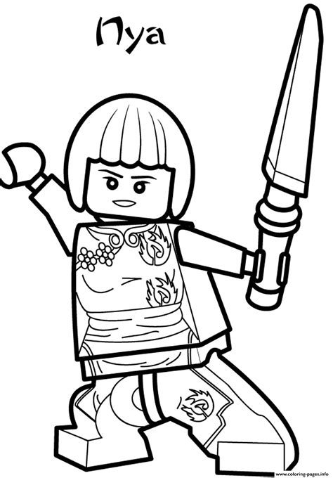ninjago printable coloring pages momjunction print nya ninjago sd2d8 coloring pages models