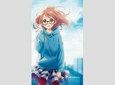 Kyoukai No Kanata Anime Girl Kuriyama Mirai, Full HD 2K ... Nokia X2 Android
