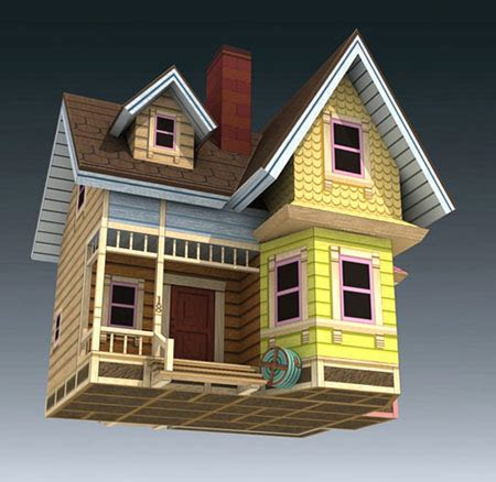 flying house pin up flying house on pinterest