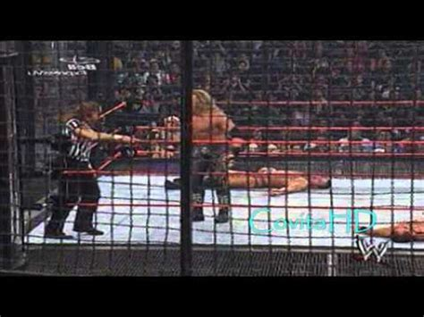 new years revolution 2005 elimination chamber