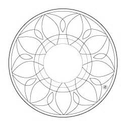 easy mandala coloring pages free coloring pages of mandalas easy