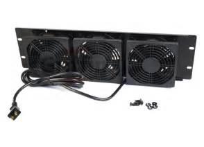 rackmount cooling fans rack panel 3u for studio