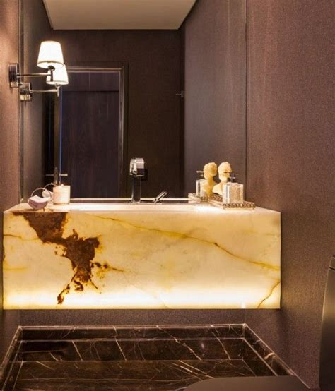 tile bathroom sink countertop room design ideas 29 refined onyx d 233 cor ideas for any interiors digsdigs