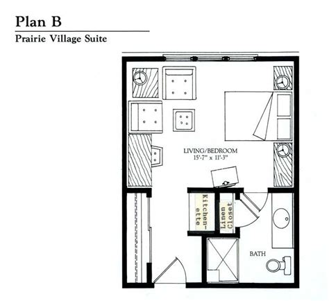 Garage Studio Apartment Plans by Small Studio Apartment Floor Plans Floor Plans Garage