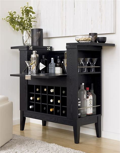 Small Bar Cabinet Furniture Eight Bar Cabinets From Small Sideboards To Single Towers At Home With Vallee