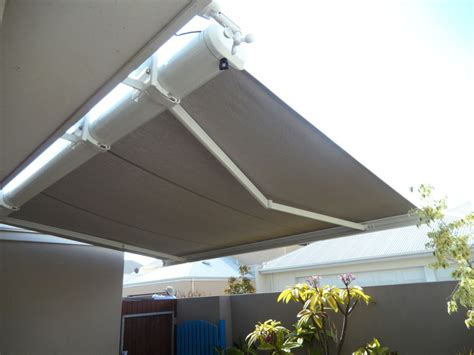 Retractable Folding Arm Awning by Folding Arm Awnings Perth Awnings