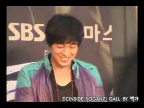 so ji sub cain and abel so ji sub cain and abel press conference 090213 youtube