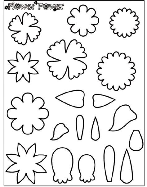 flower power coloring pages flower coloring page