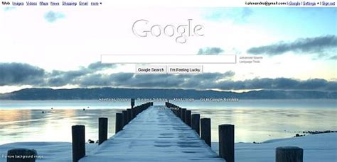 background themes for google homepage google backgrounds announced how to add a google homepage