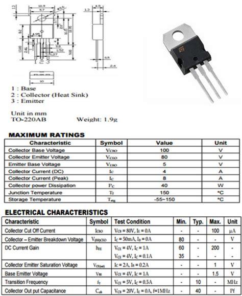 datasheet transistor h1061 transistor h1061 28 images mua bc547 to 92 transistor bc547 2sd882 to 126 npn cửa h 224 ng