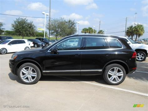 volkswagen back vw touareg 2014 black imgkid com the image kid has it