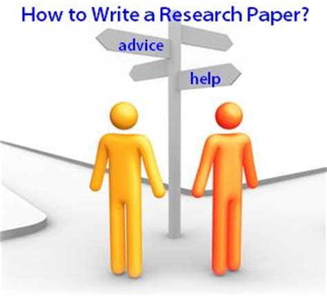 tips on how to write a research paper how to write a research paper