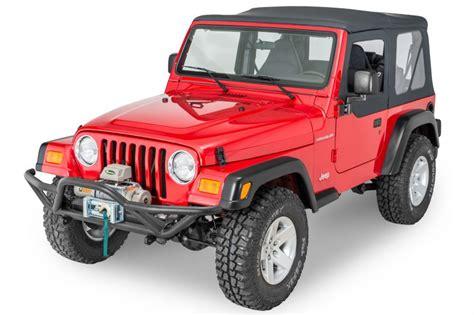 Quadratec Jeep Quadratec 12057 0102 Quadratec Qrc Front Bumper For 87