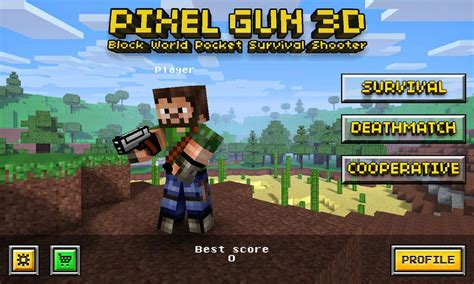pixel gun 3d games on microsoft store minecraft inspired pixel gun 3d brings multiplayer fps