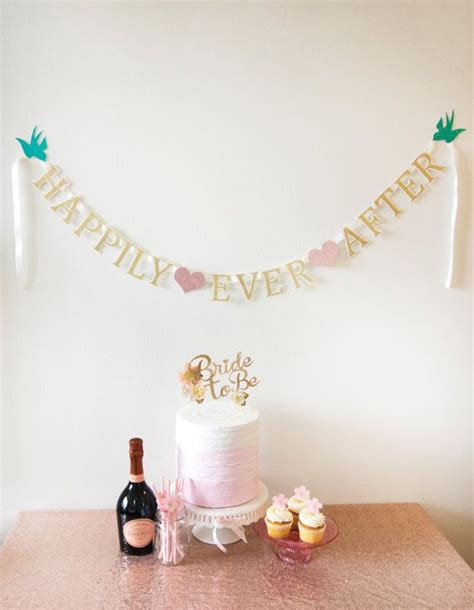 Wedding Shower Banner Sayings by Best 25 Happily After Ideas On Happily