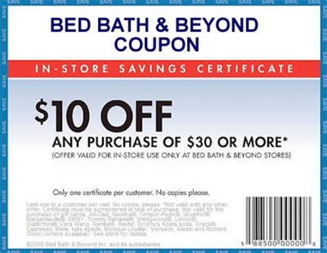 bed bath beyond discount bed bath beyond online coupons 2018 cyber monday deals
