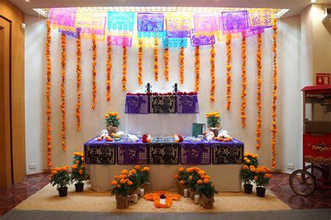 imagenes de como decorar un altar de muertos decorando para el d 237 a de muertos casa haus decoraci 243 n